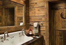 Bathroom Ideas / by Enoch Peterson