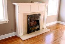 Fireplaces / Mantel Ideas