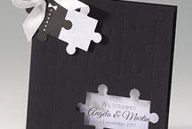 Bruiloft - kaart