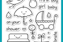 Rubber & Clear Stamps