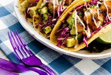 Food - Southwestern dishes / Recipes that are New Mexican dishes or can easily be modified to fit.  / by Just My Little Bit