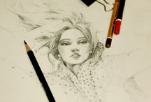 Sketch Drawing / http://www.xnhan00.com/ / by Nguyen Thanh Nhan