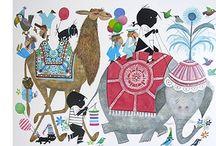illustrated animals / by Jen Davidson