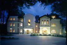 Zakopane - Pałac / Pałac, a w zasadzie Villa Marilor  wybudowana w 1912 roku dla rodziny Szczeniowskich. Obecnie - hotel SPA.