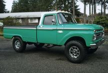 1961-66 Ford