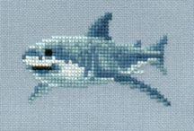 Cross Stitch Patterns / by Kelly Michelle Kerr
