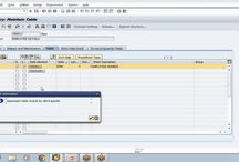 How To Create a Database Table by Using Top Down Approach - SAP ABAP / ow To Create a Database Table by Using Top Down Approach - SAP ABAP