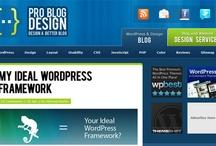 Blogging/Wordpress