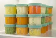 Baby Food DIY / by Bobbie Haynes