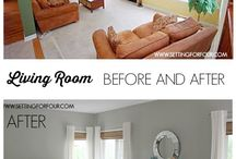 Living Rooms/Family Rooms