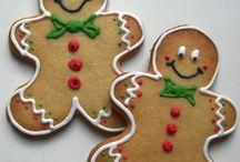 Gingerbread men desi