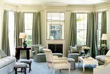 Barbara Barry / The name Barbara Barry stands for a singular blend of elegance and livability. The work that emerges from the designer's office speaks to purity of form and simplicity of line, whether it is in a custom home, a signature fabric, or a cup and saucer.  / by Kravet