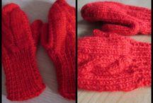 Moje tvoření - pletení