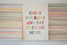 Sayings / by Kerry Morris