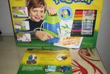 Le Marker Airbrush de Crayola ! [ Giveaway inside