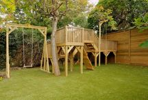Play structures / Landscaping