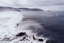 Ozeane  /  Wellen