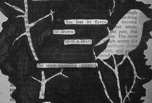 Blackout poems