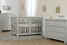 The Lucca Forever Crib / The Lucca Forever Crib  Available in White, Slate, Stone & Mocacchino