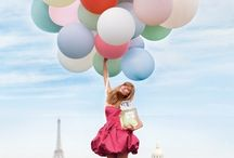 up up & away  / ballon collections
