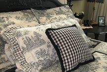 French country bedrooms