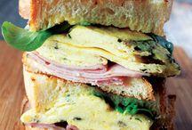 Sandwiches / Bread