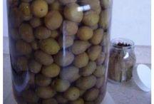Ricette: Olive