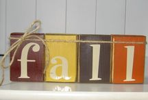 Fall Decorations / by Dena Haas Johnson