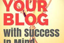 Bloggery / by ShaMecha Simms