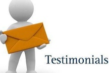 Testimonials / Click either link to bring you to a page with some Client Testimonials.