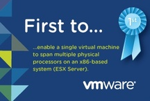 VMware Firsts / VMware employees are a vibrant, diverse and innovative group of people who contribute their best work every day to imagine, define and deliver the future of IT through transformative products and solutions. Energized by our employees' passion and persistence to propel the IT industry forward, we have taken the opportunity to look back at the important industry milestones achieved by these people with the 'VMware Firsts' series.  New 'VMware Firsts' will be aired throughout the upcoming weeks.