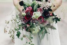 Jenny Bailey / Wedding Bouquets for September.