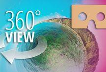 Experience360 / Specializzati in sport estremi , eventi dal vivo , e esperienze paesaggio naturale a 360° VR