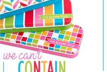 Totally Tins! / Adorable and affordable storage options for your quilting or craft space!
