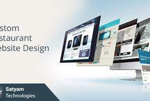 Custom Restaurant Website Design