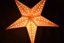Star Lantern Ideas / Awesome and inspiring paper star lantern ideas that you can use!