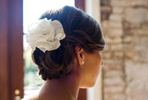 The Prettiest Day / Wedding Hair and Makeup Inspiration / by Jessica Goodwin