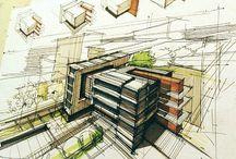 Arch_Concept Sketch