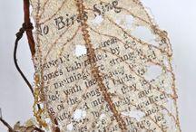 Textile pages