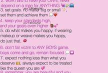 Girls life