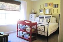 Bedroom Ideas / by Betsy Patrick