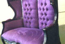 Interiør / Morsomme møbler og div