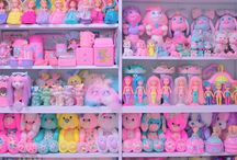 Toy collections