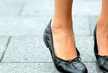 CHANEL BALLERINAS & OUTFITS