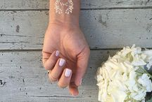 Wedding Tattoos / Whether for a bridal shower, bachelorette party, or favors at a wedding these tattoos are a fun touch for any party and a great way to show off the bride and groom.