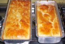 pão e massas