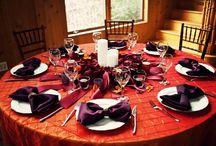purple weddings