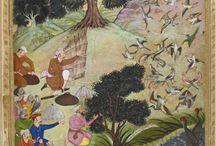 Baburnama / Baburnama was the name given to the memoirs of Zahir-ud-Din Muhammad/ Babur, founder of the Mughal Empire.