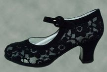 Flamenco Kengät
