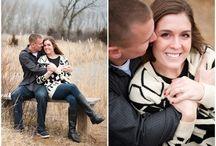Engagement Photos / Tamara Jaros Photography | Engagement Photos | Engagement Photos Ideas | Engagement Photos Country | Engagement Photos Outfits | Engagement Photos Poses